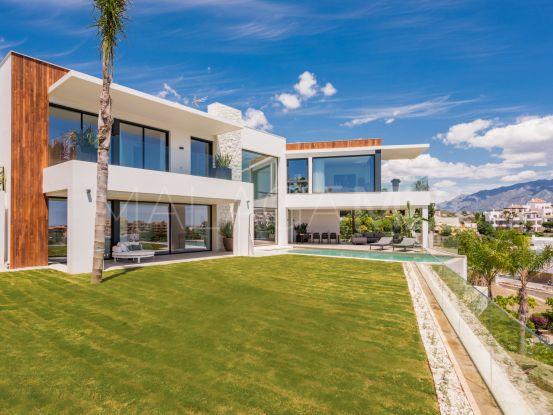Villa en venta en Capanes Sur, Benahavis | Marbella Living