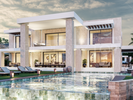 Buy Sierra Blanca villa with 5 bedrooms | Marbella Living