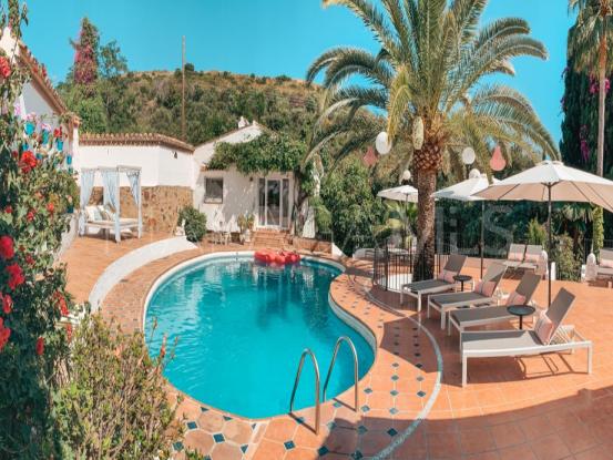 Villa with 8 bedrooms for sale in Carretera de Istan   Marbella Living