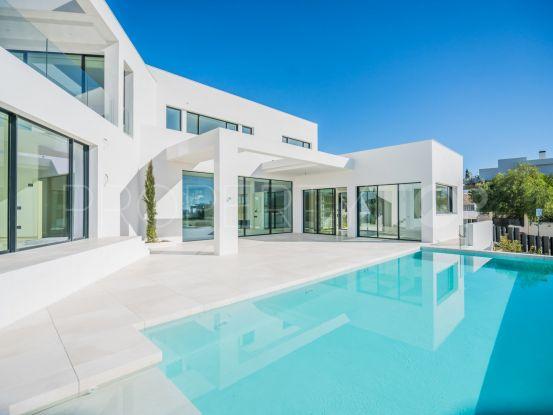 Villa for sale in Haza del Conde, Nueva Andalucia | Marbella Living