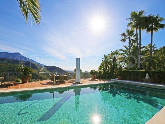 For sale villa in El Madroñal, Benahavis | Marbella Living