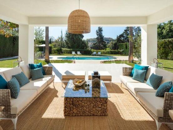 For sale La Cerquilla villa   Marbella Living