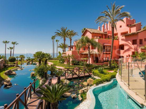 For sale 3 bedrooms apartment in Cabo Bermejo, Estepona | Marbella Living