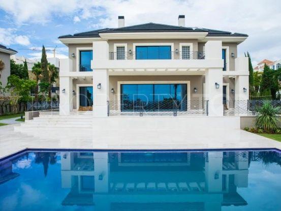 Buy Los Flamingos villa   Marbella Living