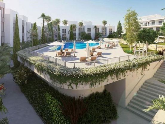 New Golden Mile town house for sale | Marbella Living