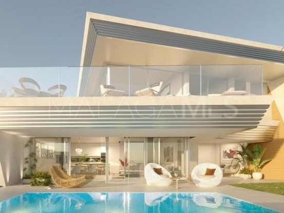 Town house for sale in Cala de Mijas with 4 bedrooms | Marbella Living