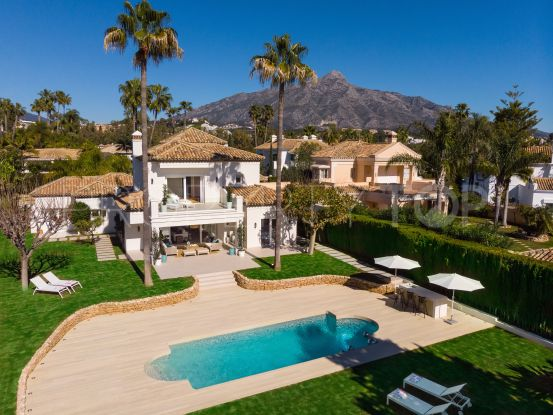 For sale La Cerquilla villa with 4 bedrooms | Svefors Realty