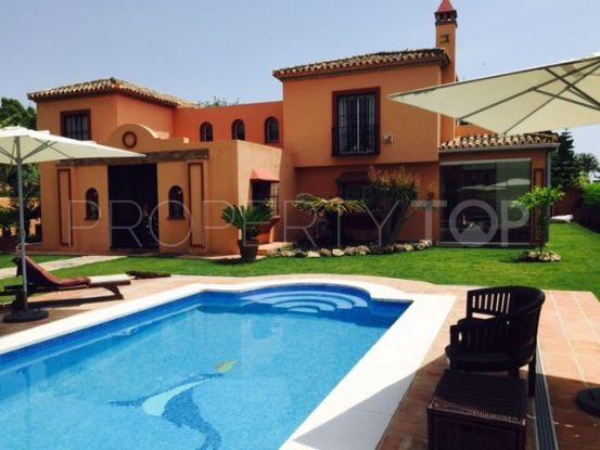 For sale villa in Guadalmina Baja with 6 bedrooms | Marbella Estates