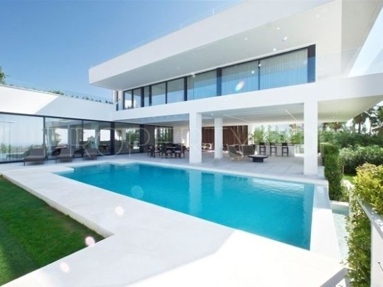 La Alqueria 5 bedrooms villa for sale | Marbella Estates