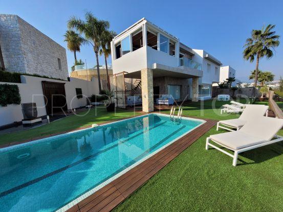 Villa in La Alqueria, Benahavis   Marbella Estates