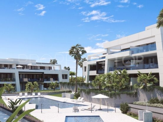 For sale ground floor apartment in Selwo with 2 bedrooms   CDS Property Spain