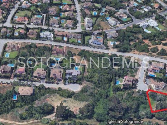 For sale plot in Sotogrande Costa | Coast Estates Sotogrande