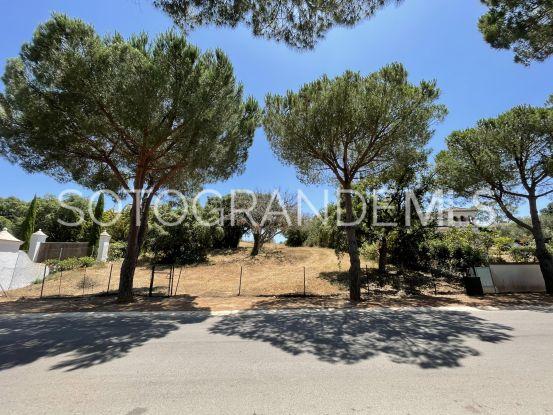 Plot for sale in Sotogrande Alto | Coast Estates Sotogrande