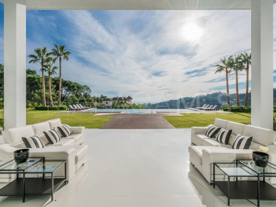 8 bedrooms villa in La Zagaleta, Benahavis | Pure Living Properties