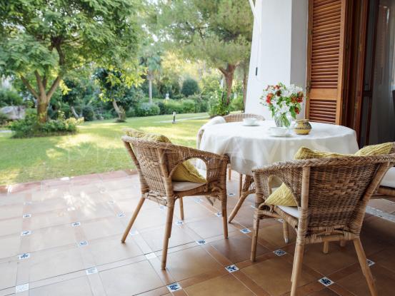 Le Village, Nueva Andalucia, duplex planta baja de 3 dormitorios | Pure Living Properties