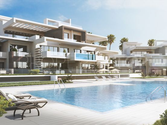For sale apartment with 3 bedrooms in La Meridiana, Marbella Golden Mile | Pure Living Properties