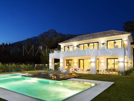 Villa en venta de 5 dormitorios en Sierra Blanca, Marbella Golden Mile | Pure Living Properties
