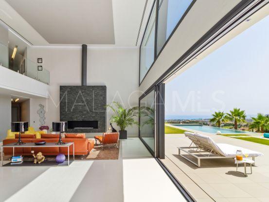 Villa en venta en La Reserva de Alcuzcuz, Benahavis | Pure Living Properties