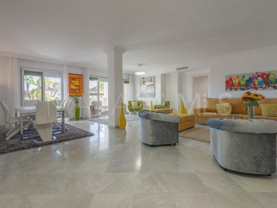 Monte Paraiso, Marbella Golden Mile, apartamento planta baja con 3 dormitorios | Pure Living Properties