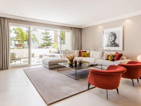Apartamento planta baja en Marina de Puente Romano, Marbella Golden Mile | Pure Living Properties