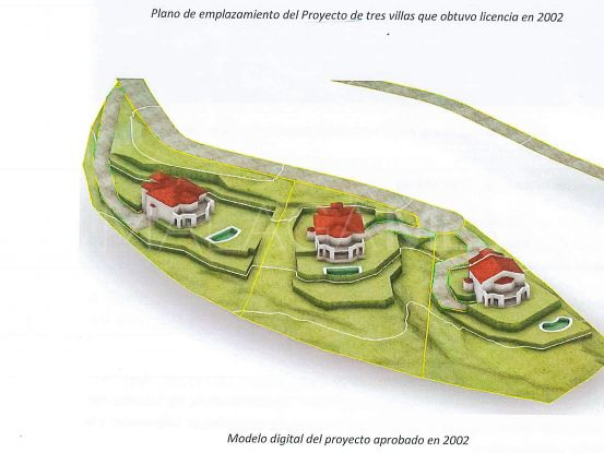 For sale Marbella Hill Club plot | Pure Living Properties