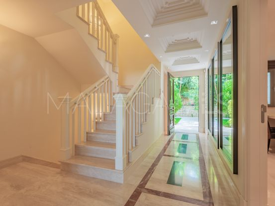 Town house with 5 bedrooms for sale in Sierra Blanca del Mar, Marbella Golden Mile   Pure Living Properties