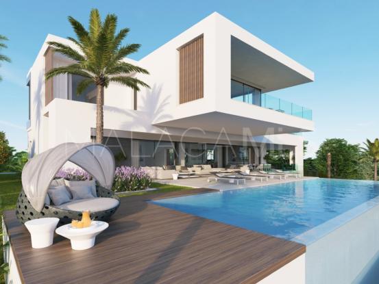 Villa with 4 bedrooms in La Quinta, Benahavis   Pure Living Properties