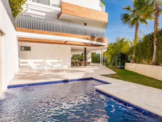 Ground floor apartment for sale in Señorio de Marbella, Marbella Golden Mile | Pure Living Properties
