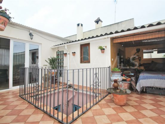 Town house with 5 bedrooms for sale in Estepona Old Town | Campomar Real Estate