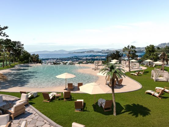 Atico en venta en Paraiso Pueblo, Benahavis | Campomar Real Estate