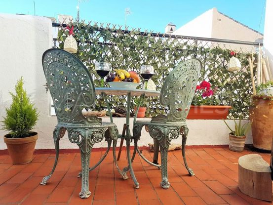 For sale Estepona Old Town penthouse   Campomar Real Estate