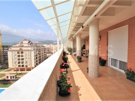 Buy Estepona Old Town penthouse | Campomar Real Estate
