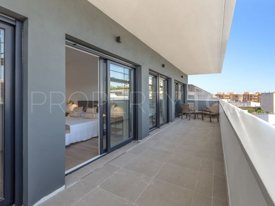 Apartment with 2 bedrooms in Estepona Old Town   Campomar Real Estate