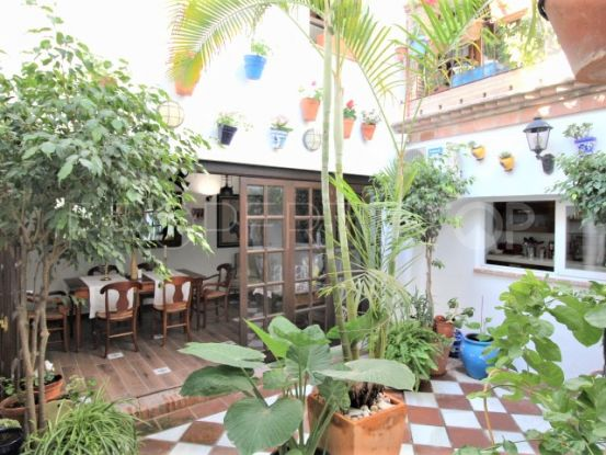 3 bedrooms town house in Estepona Old Town | Campomar Real Estate
