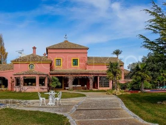 For sale finca in Ronda with 10 bedrooms | Campomar Real Estate