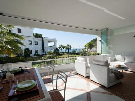 For sale ground floor apartment in Doncella Beach | Campomar Real Estate