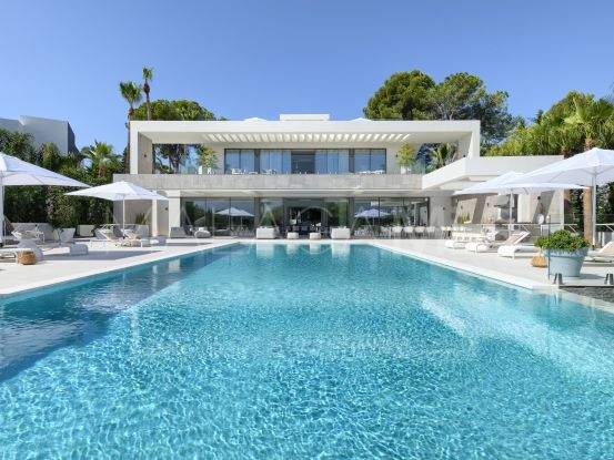 Buy villa in Nueva Andalucia with 9 bedrooms | MPDunne - Hamptons International