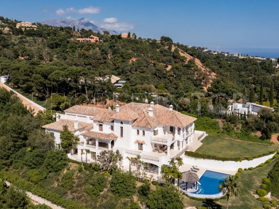 Villa with 8 bedrooms for sale in La Zagaleta, Benahavis   MPDunne - Hamptons International