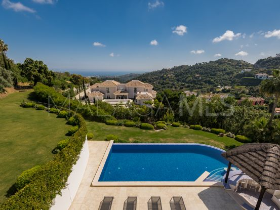 Villa en venta de 8 dormitorios en La Zagaleta, Benahavis | MPDunne - Hamptons International