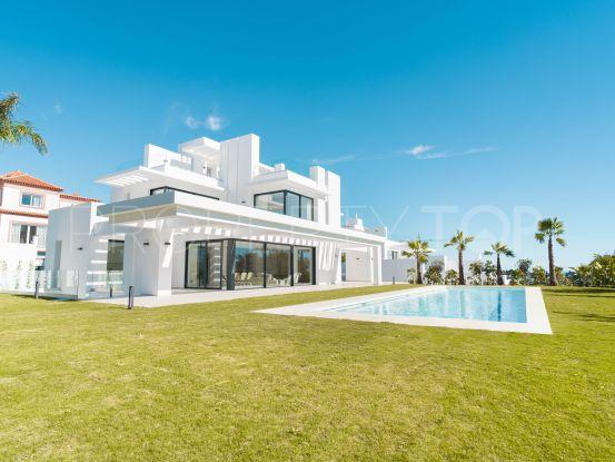 For sale villa with 5 bedrooms in Los Flamingos Golf, Benahavis   MPDunne - Hamptons International