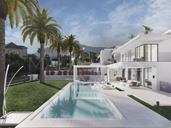 Villa for sale in Los Flamingos Golf, Benahavis | MPDunne - Hamptons International