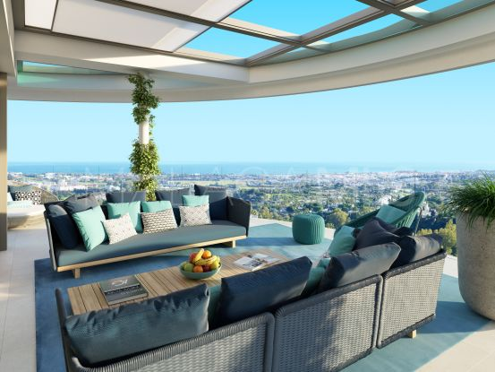 Duplex penthouse for sale in The View Marbella with 4 bedrooms   MPDunne - Hamptons International