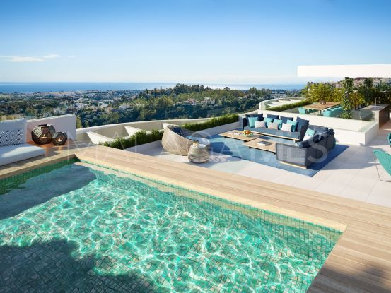 For sale The View Marbella 2 bedrooms penthouse   MPDunne - Hamptons International
