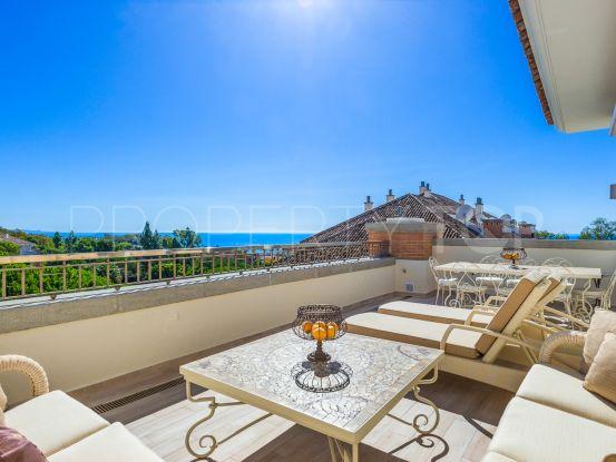 Duplex penthouse with 3 bedrooms for sale in La Trinidad, Marbella Golden Mile | MPDunne - Hamptons International