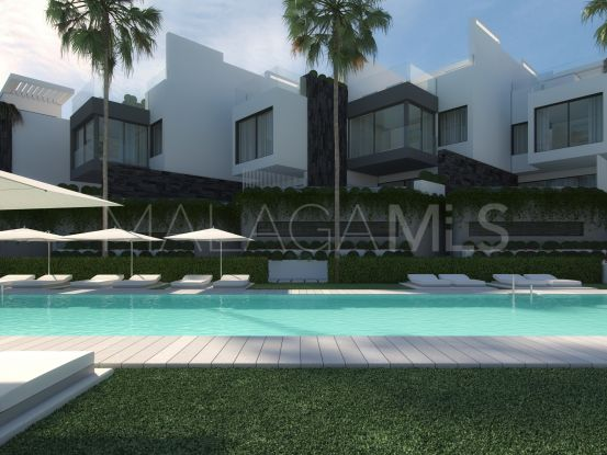 For sale Estepona Playa town house with 3 bedrooms | MPDunne - Hamptons International