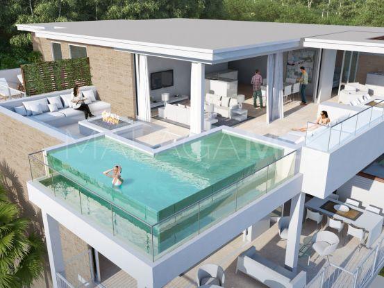 Buy penthouse with 3 bedrooms in Cala de Mijas, Mijas Costa | MPDunne - Hamptons International