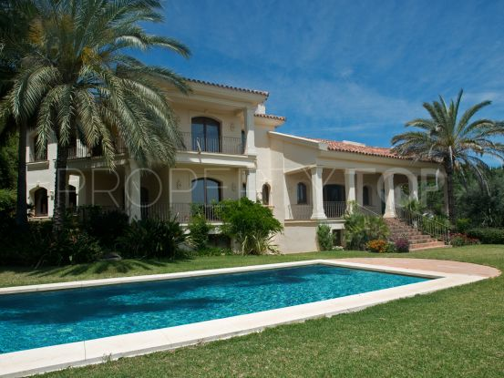 Villa for sale in La Zagaleta, Benahavis | MPDunne - Hamptons International