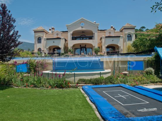 For sale La Zagaleta 10 bedrooms villa | MPDunne - Hamptons International