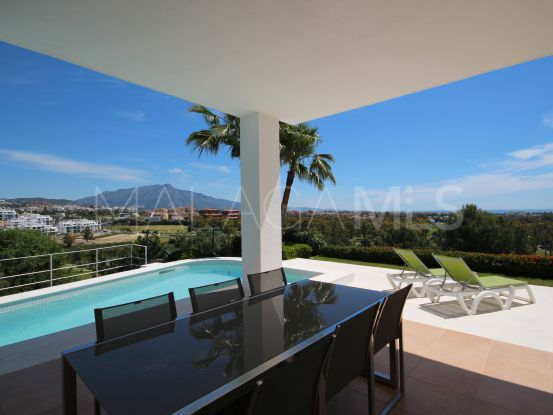 Buy 4 bedrooms villa in La Alqueria, Benahavis   MPDunne - Hamptons International