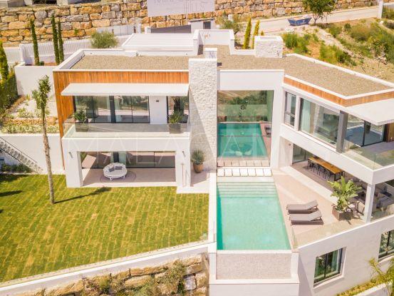 For sale villa with 6 bedrooms in La Alqueria, Benahavis   MPDunne - Hamptons International